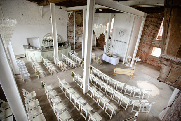 The Old Mill Ceremony Room