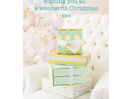 Happy Christmas x