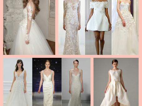 2016 Bridal Trends