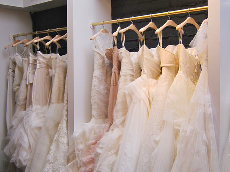 My Top Tips when shopping for THE dress