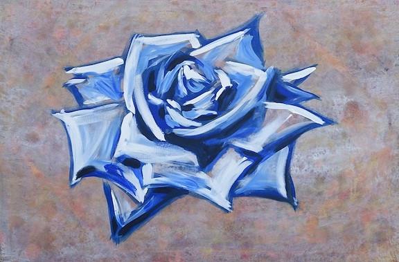 Cut Rose Blues