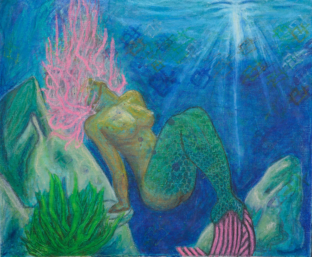 mermaid #1