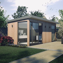 Clarity Garden Office Design