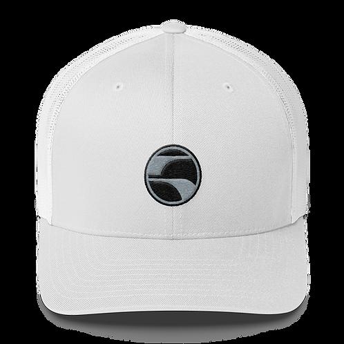 White Wash Surfer Cap