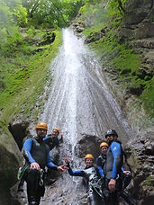 canyoning anecy