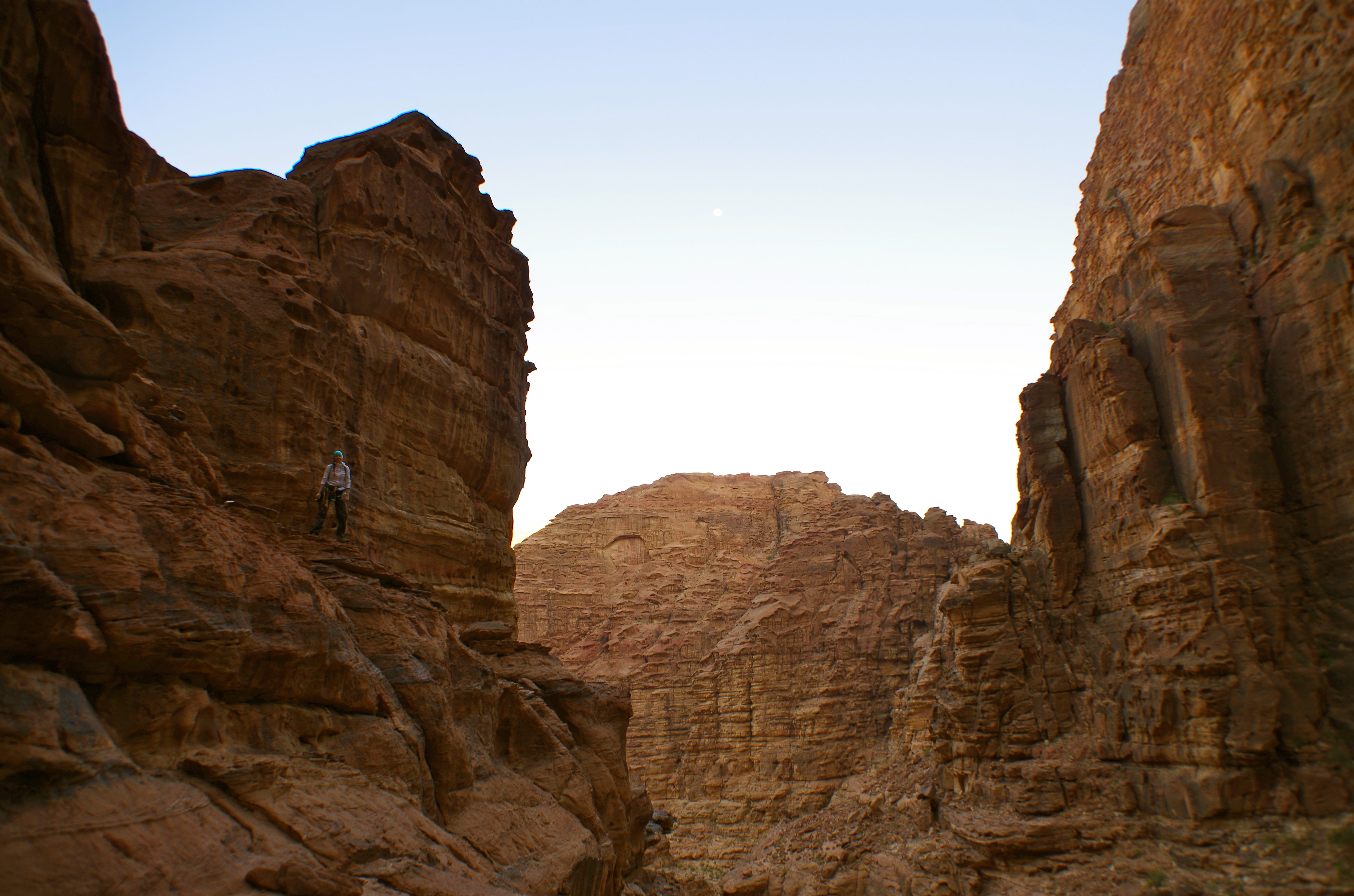 les canyon du wadi