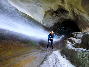 canyoning annecy angon