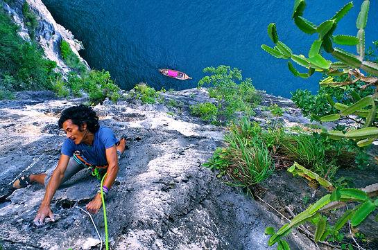 rock-trotteur.com voyage encadré escalade canyoning annecy guide alpes