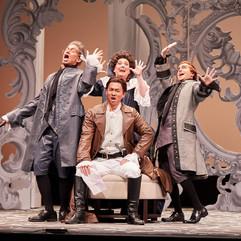 Count Almaviva Le nozze di Figaro Kentucky Opera 2020 pc: Bill Brymer
