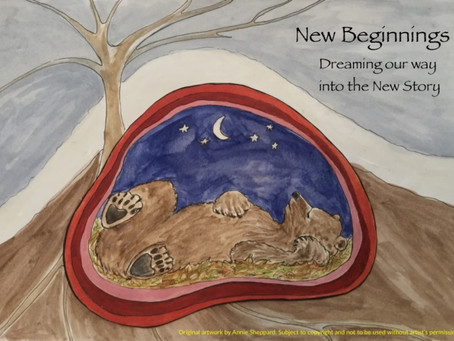 Reflections on New Beginnings Workshop