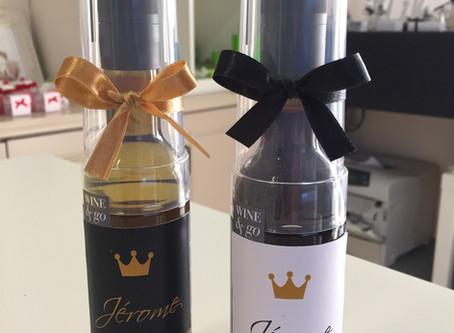 Produktje in de kijker: wijnflesje