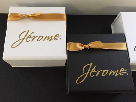 Nieuwe stijlvolle doosjes in ons gamma.