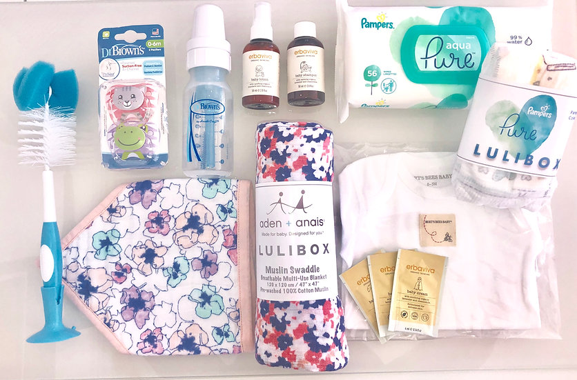 Classic Essentials - Flora Mini Blooms