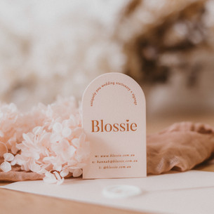 10 questions with Blossie aka Hannah!