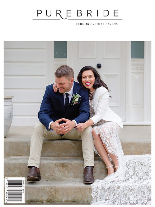 Pure Bride Magazine Issue 6