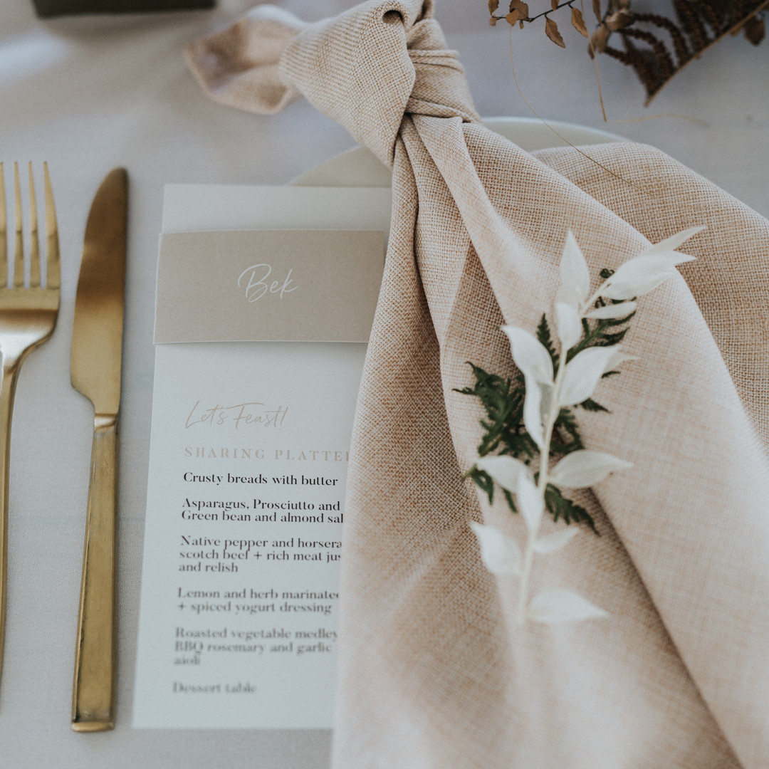 Chestnut & Fleece - Cassie Sullivan Weddings
