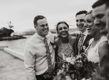 The Bridal Party: To Love, Honour, and Protect