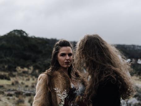 Winter Viking Wedding: Stellar Weddings