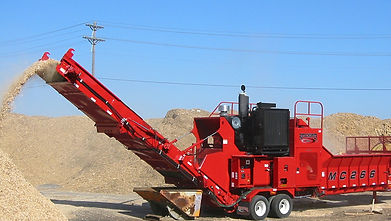 MC266 Grinder Rotochopper