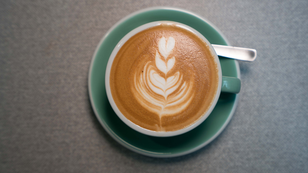 STRAY by FATCAT perfect latte