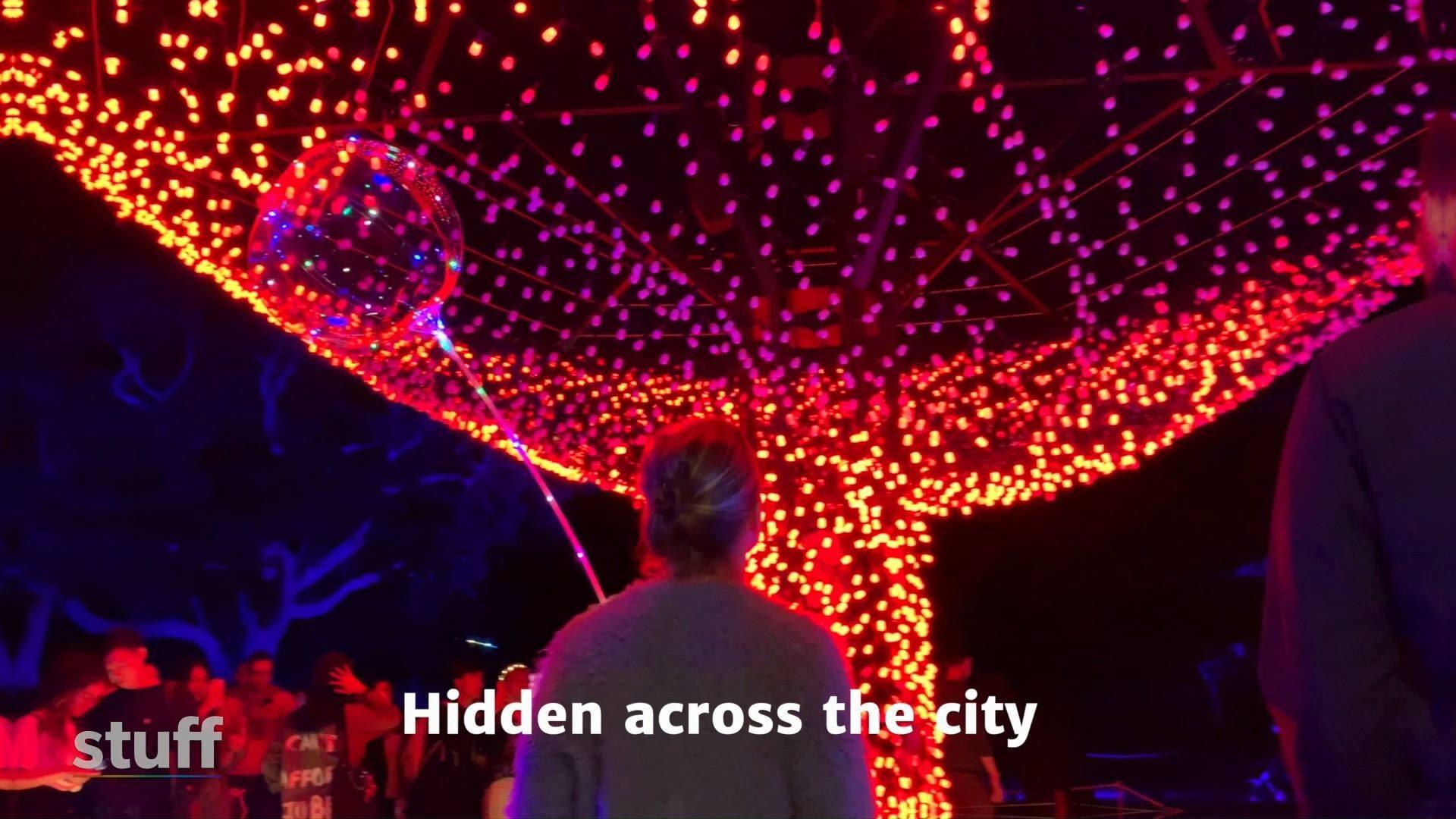 Inside Sydney's Vivid festival