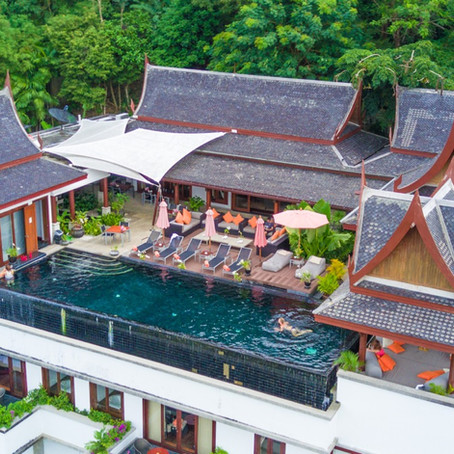 Phuket's Best Luxury Boutique Escape