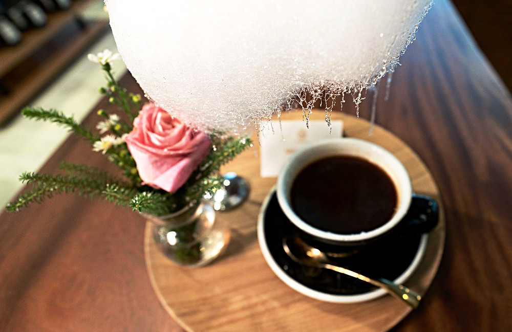 Candy Floss Coffee Singapore