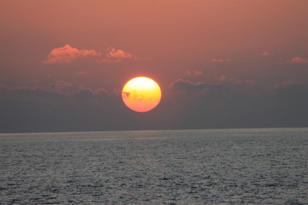 Maldives Sunset Kuredu Island Resort