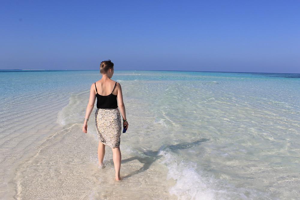 Kurdeu Island Resort White Beach Maldives