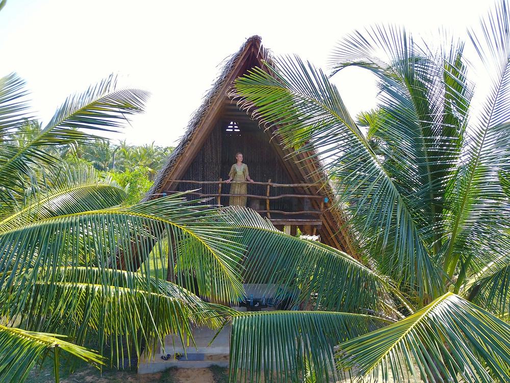 Coconut Cabana at Elements Nature Resort
