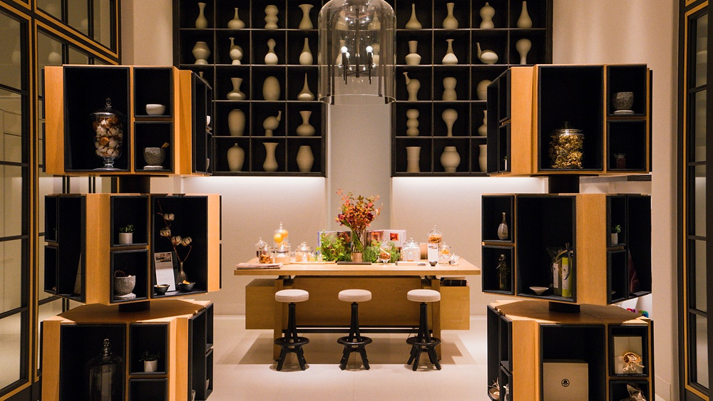 Andaz Tokyo Luxury spa for natural massage treatments