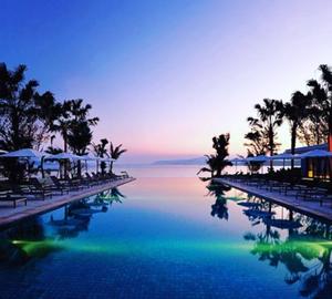 Infinity pool Japan