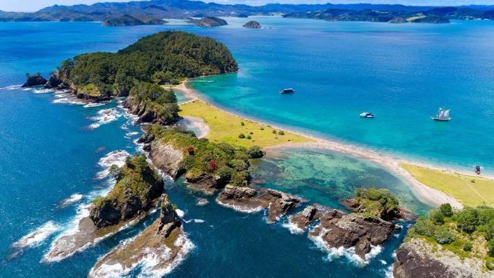 Bay of Islands: New Zealand's slice of Tahiti
