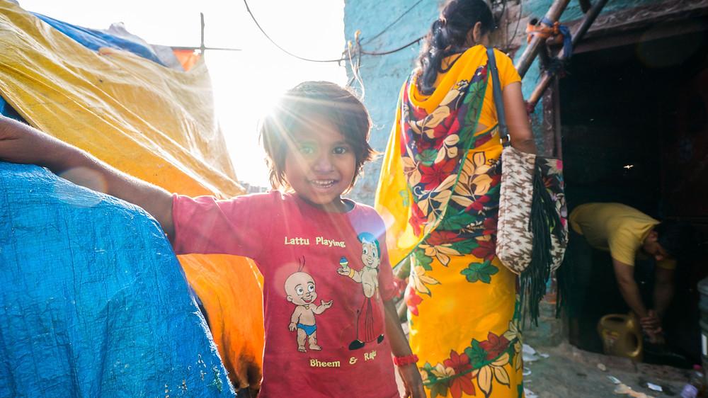 New Delhi Slum tour
