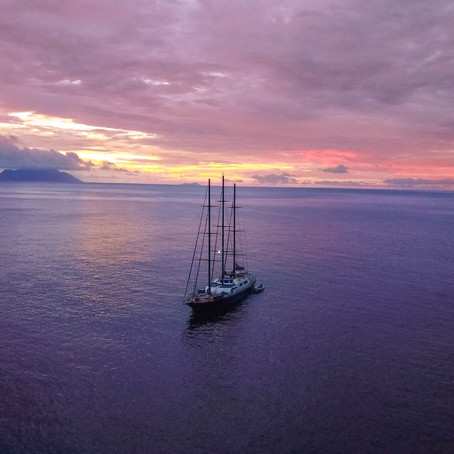 Exploring the Seychelles by Luxury Yacht