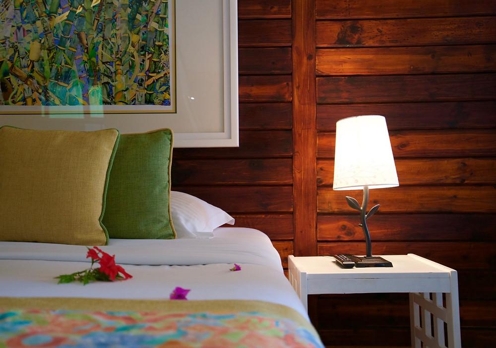 Acajou beach resort, Seychelles