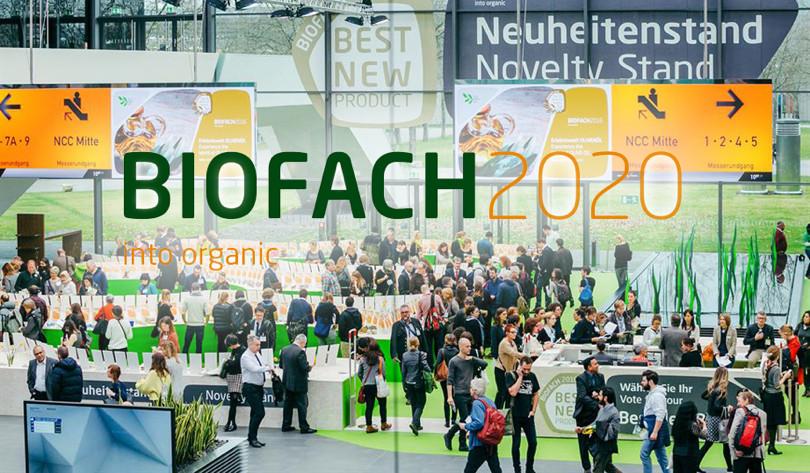 BIOFACH 2020 - NORIMBERGA (GE)