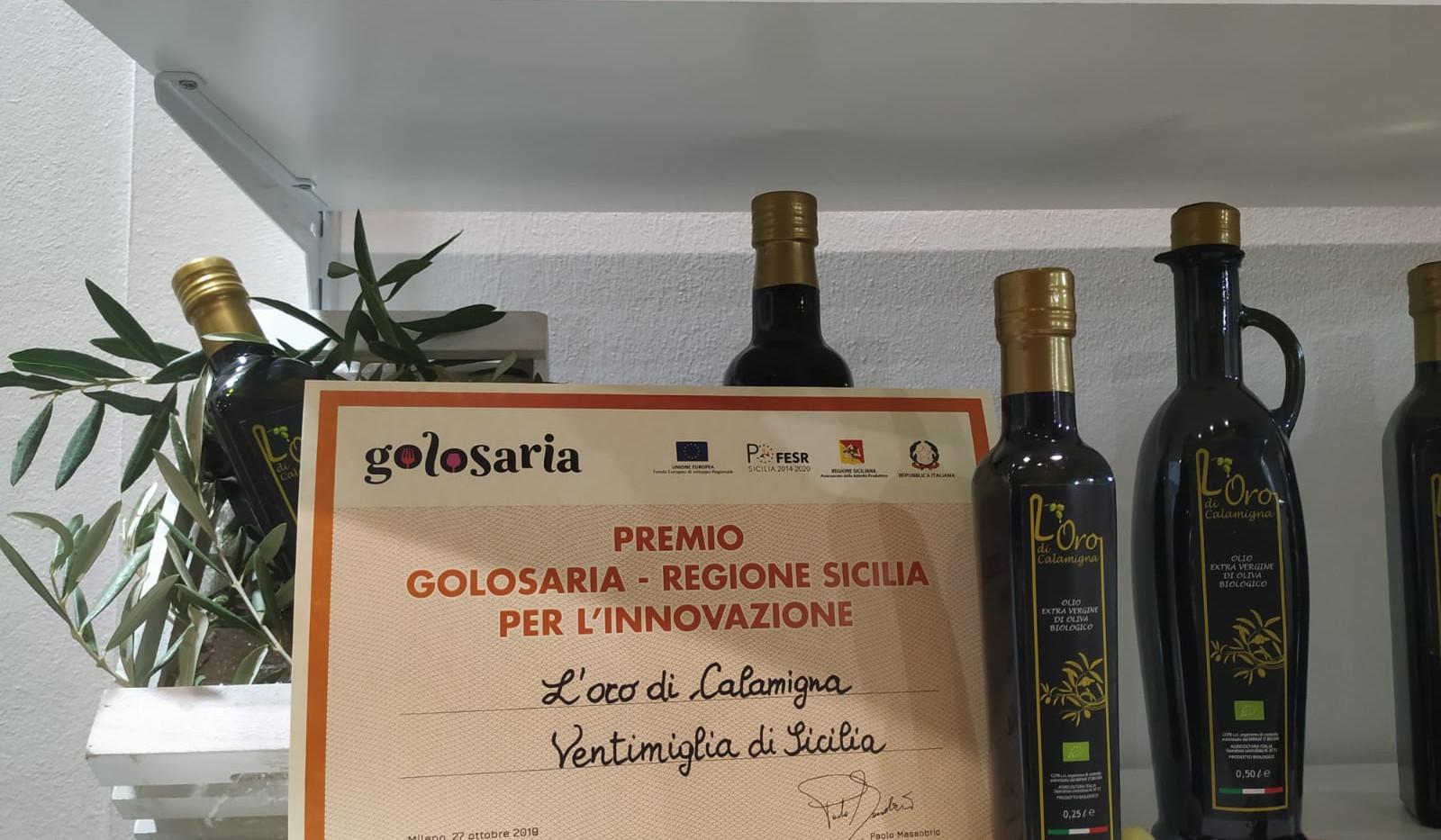 Oro di Calamigna Premio Golosaria.jpeg
