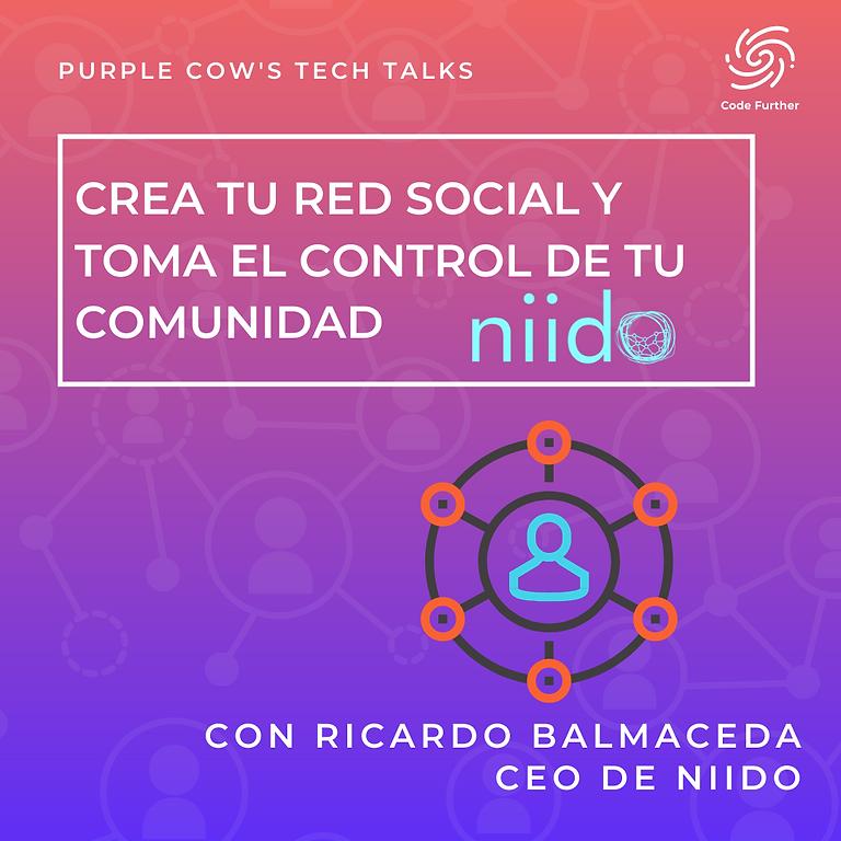 Crea tu red social y toma el control de tu comunidad.