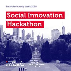 RMIT Social Innovation Hub Entrepreneurship Week