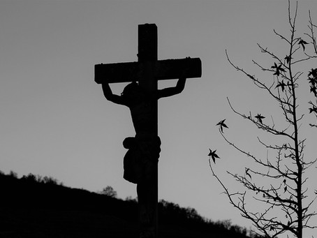 "A Poem by Cindy Bousquet Harris: ""Good Friday"""