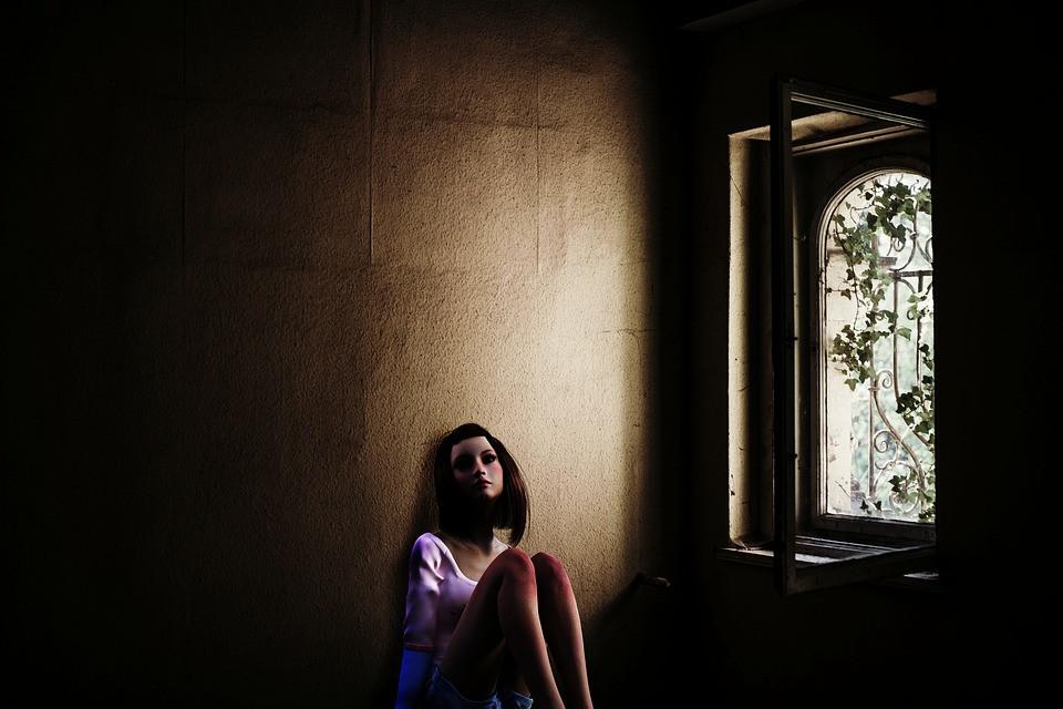 Woman/Abuse/Pixabay