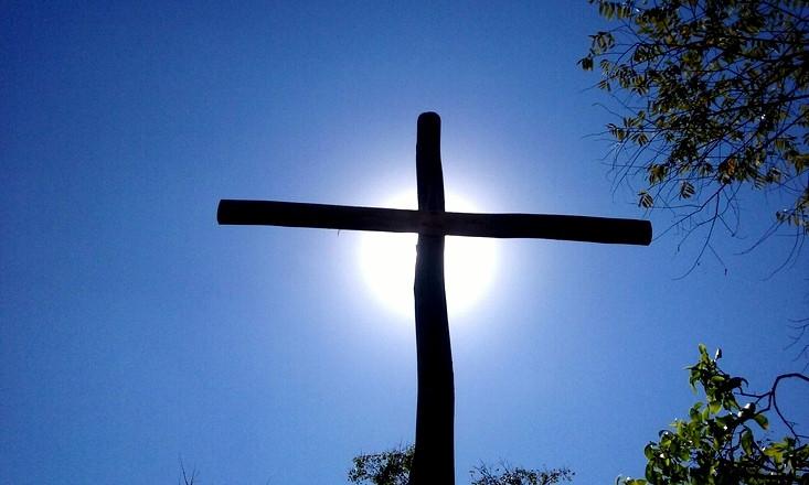 Pixabay/Wooden Cross