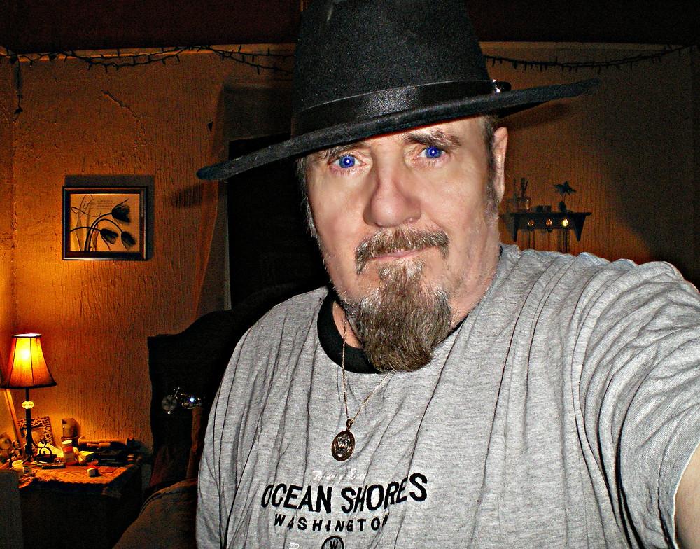 Ken Allan Dronsfield, Poet