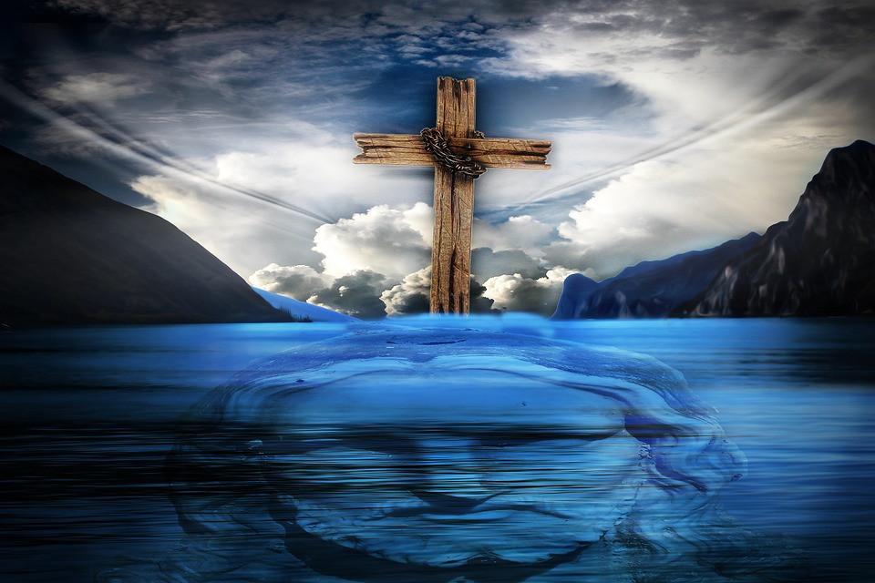 Jesus, Pixabay, Bykst