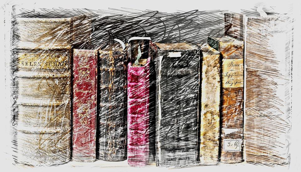 Alexas-Pixabay Books