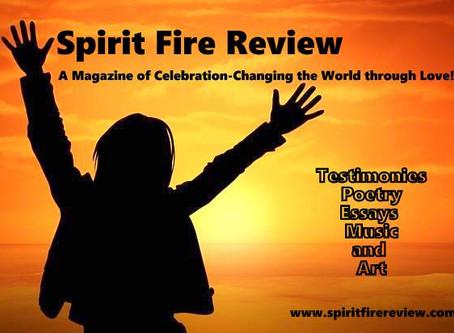 Spirit Fire Review Seeking Poetry, Essays, Artwork, Music and Testimonies
