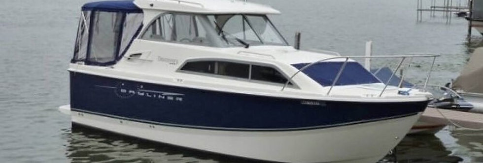 2007 (2009) BAYLINER 246 DISCOVERY