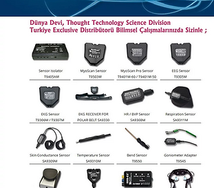 Thought Technology: Science Division