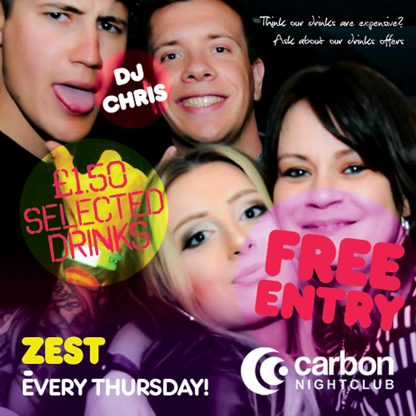 Thursdays at Carbon